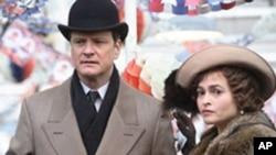 """Colin Firth i Helena Bonham Carter u filmu """"Kraljev govor"""""""