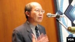 香港中文大學中國研究中心客席教授林和立 (資料照片)