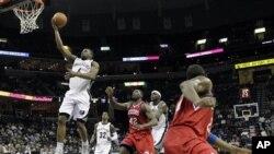 Растe влијанието на странските играчи во НБА