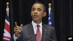سهرۆک ئۆباما داوا له وڵاته ههڵکهوتووهکان دهکات گازهکانی کاربۆن کهمبکهنهوه