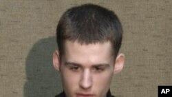 Matthew Miller, warga AS yang ditahan di Korea Utara.