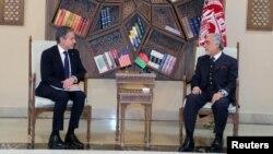 ABD Dışişleri Bakanı Antony Blinken'ın Kabil'de görüştüğü Afgan yetkililerden biri de Afganistan Milli Uzlaşı Yüksek Konseyi Başkanı Abdullah Abdullah'dı.