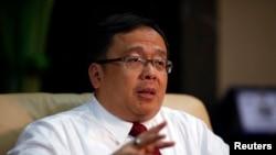 Menteri Keuangan Bambang Brodjonegoro. (Reuters/Darren Whiteside)