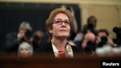 L'ex-ambassadrice américaine à Kiev, Marie Yovanovitch