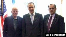 Ευγένιος Ρωσίδης, Χρίστος Παναγόπουλος και Νίκος Λαρυγκάκης