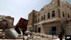 Le Yemen en conflit, 10-26-2015.