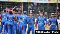 Afghanistan cricket team zymbabwai