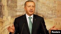 Presiden Turki Recep Tayyip Erdogan (foto: dok).