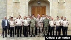 NATO mütəxəssisləri Azərbaycan hərbçilərinə təlim kursları təşkil edib