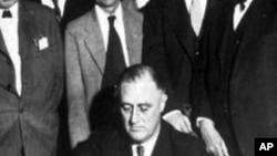 نندارتون: د ۱۹۳۰ لسیزې امریکایان