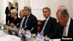 6일 오스트리아 빈에서 주요 6개국과 이란 간 핵 협상이 진행 중이다.