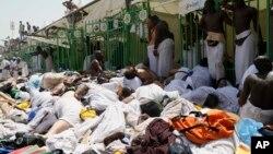 تعداد کشته های ایران در مکه رو به افزایش است.