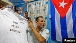 Ferrer dijo que el principal problema de la oposición en Cuba es el miedo.