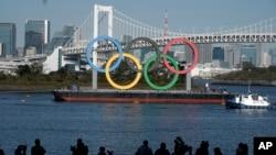 ٹوکیو اولمپکس گزشتہ سال شیڈول تھے تاہم کرونا کے باعث انہیں 2021 تک ملتوی کر دیا گیا تھا۔