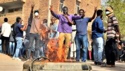 Des manifestants gazés dans la ville soudanaise de Omdourman