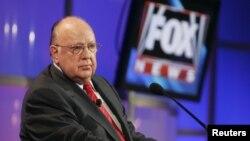 Ông Roger Ailes, Chủ tịch và Giám đốc điều hành của Fox News và Fox Television Stations. (Ảnh tư liệu năm 2006)