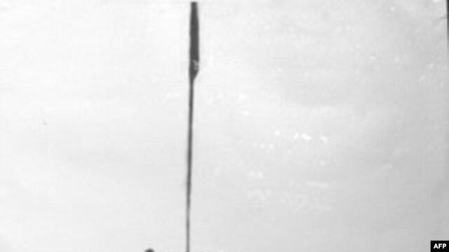 Lễ tuyên ngôn độc lập tại quảng trường Ba Đình