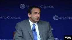 فیلیپ گوردون مشاور پیشین امنیت ملی کاخ سفید در امور خاور میانه در نشستی در اندیشکده شورای آتلانتیک - آرشیو