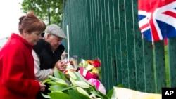 Britanci odaju poštu ubijenom vojniku