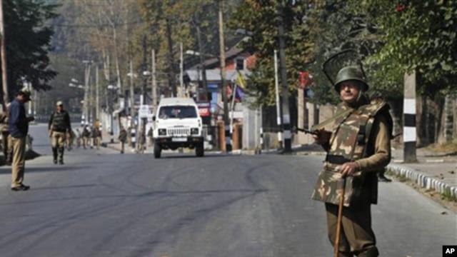بھارتی کشمیر میں ہڑتال