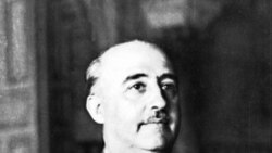 Le General Francisco Franco.