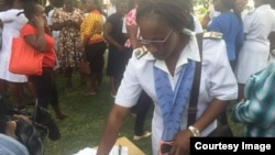Nurses Strike Harare