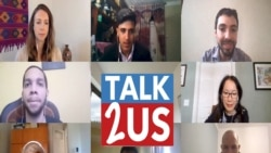 TALK2US: Landmarks Around the World