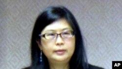 台灣主管大陸事務的陸委會主委賴幸媛