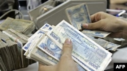 Chính phủ Việt Nam từng cho biết Vinashin phải tự thanh toán lấy các món nợ, tổng cộng lên tới ít nhất 4,4 tỉ đôla, tương đương với 86 ngàn tỉ đồng