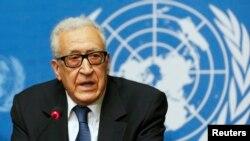 联合国-阿盟特使卜拉希米