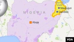Damboa, Borno state, Nigeria