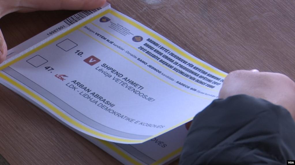 Gjykata e Lartë refuzon rinumërimin e votave në Prishtinë e Prizren