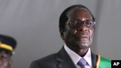 Umnu. Robert Mugabe