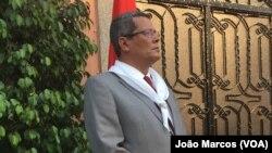 Governador Rui Falcão diz não ter recebido qualquer pedido