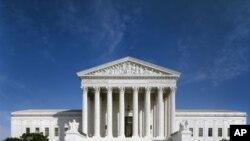 美国最高法院(资料照片)