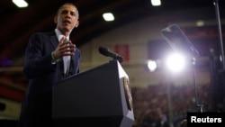 El presidente Barack Obama presionó al Congreso para que endurezcan las leyes nacionales sobre el control de armas en EE.UU.