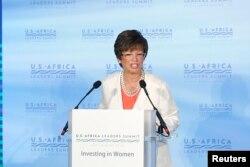 Valerie Jarrett, principal asesora del ex-presidente Barack Obama.