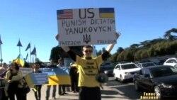 І у Лос-Анджелесі просять Азарова у відставку