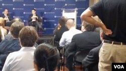 """ჯონ ბასი: """"ქართული საზოგადოების წინაშე მდგარი პრობლემები კარგად ჩანს იმ კვლევებში, რომელიც ტარდება საქართველოში"""""""