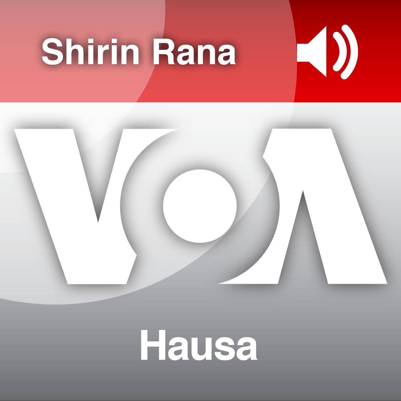 Shirin Rana 1500 UTC - Voice of America