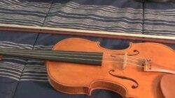 Семејна традиција, пасија по правење на виолини