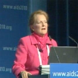 Deborah Von Zinkernagel, PEPFAR