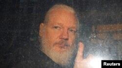 VOA: EE.UU. acusa a fundador de WikiLeaks tras su arresto en Londres