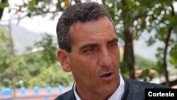 El alcalde Scarano fue encarcelado por no impedir la colocación de barricadas durante protestas contra el Gobierno (Foto: La Patilla).