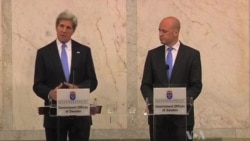 Kerry Says Syria Peace Conference Expected in June