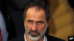 معاذالخطیب، رهبر اپوزیسیون سوریه