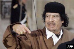 Panetta fikricha Qaddafiyning hokimiyatdagi kunlari sanoqli