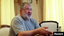 Ігор Коломойський, травень 2014-го року