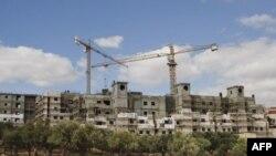 Строительство еврейских поселений в Восточном Иерусалиме