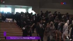 Vea en directo: Funeral de George Floyd desde Houston
